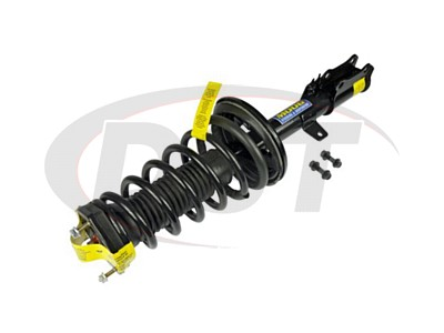 Rear Coil Spring and Strut Assembly - Driver Side - 2.2L
