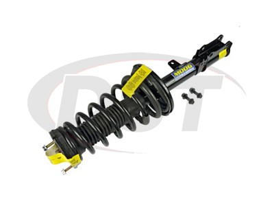 Rear Coil Spring and Strut Assembly - Passenger Side - 2.2L