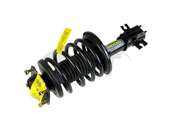 MOOG-ST8544 Front Coil Spring and Strut Assembly - non ABS