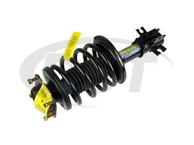 Front Coil Spring and Strut Assembly - non ABS