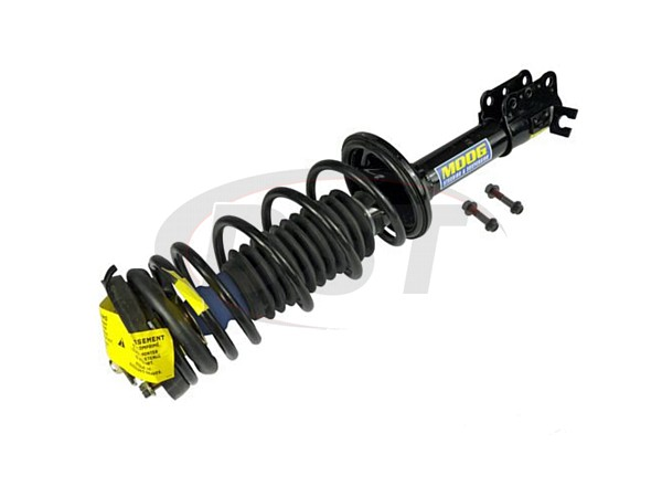 MOOG-ST8545 Rear Coil Spring and Strut Assembly - non ABS