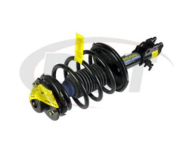 Front Coil Spring and Strut Assembly - Driver Side - 3.0L