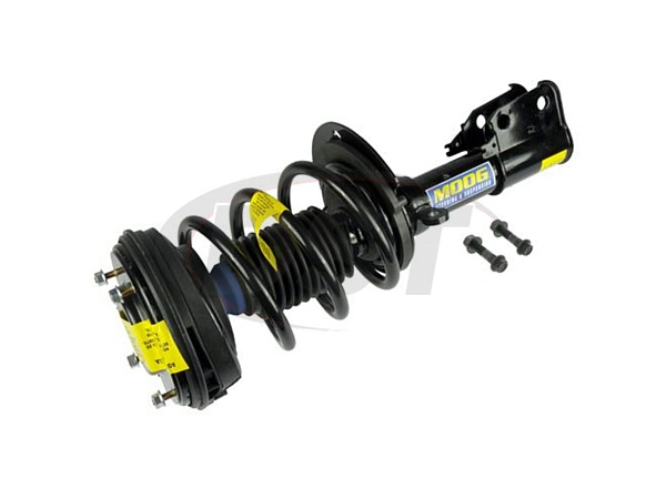 MOOG-ST8548R Front Coil Spring and Strut Assembly - Passenger Side