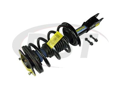 Moog Front Coil Springs and Struts for Classic, Malibu, Alero, Cutlass, Cutlass Supreme, Grand Am