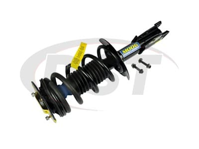 Moog Front Coil Springs and Struts for Cavalier, Sunfire