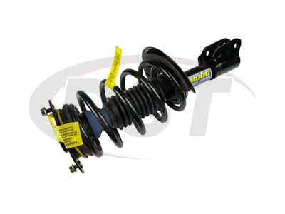 Front Coil Spring and Strut Assembly - Police and Taxi