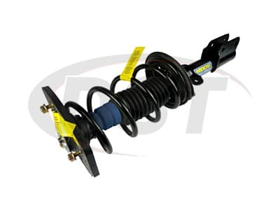 Moog Rear Coil Springs and Struts for Impala, Monte Carlo