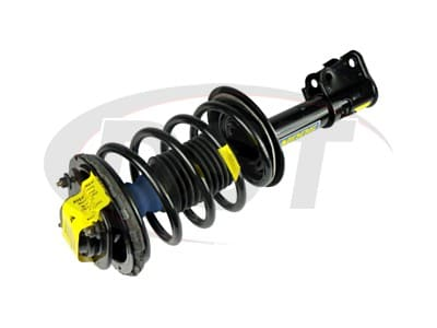 Moog Front Coil Springs and Struts for PT Cruiser