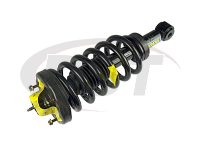 Rear Coil Spring and Strut Assembly - non Automatic Rear Leveling