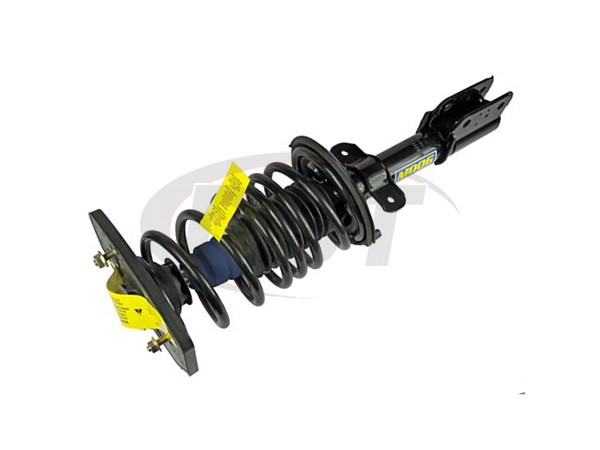 Rear Coil Spring and Strut Assembly - Passenger Side - 16 Inch Wheels - non Police or Taxi