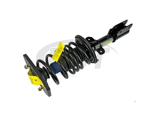 moog-st8569r Rear Coil Spring and Strut Assembly - Passenger Side - 16 Inch Wheels - non Police or Taxi