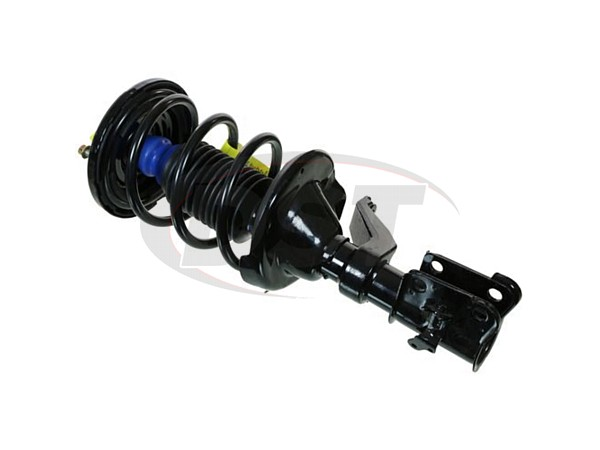 MOOG-ST8578L Front Strut and Coil Spring Assembly - Driver Side