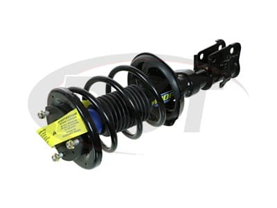 Front Strut and Coil Spring Assembly - Driver Side
