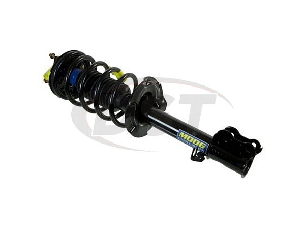 Front Complete Strut Assembly - Driver Side
