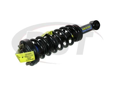 Moog Front Coil Springs and Struts for F-150, Mark LT