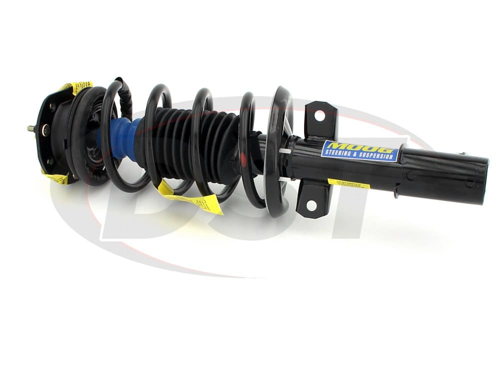 moog-st8597r Front Coil Spring and Strut Assembly - Passenger Side