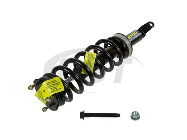 MOOG-ST8606 Front Coil Spring and Strut Assembly - 4WD