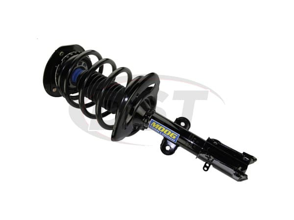 moog-st8617l Coil Spring and Strut Assembly