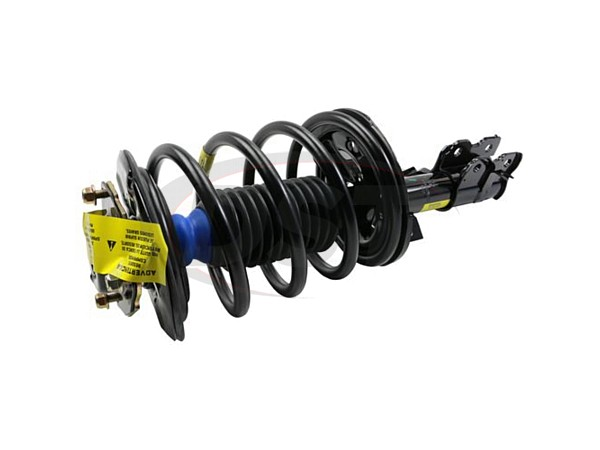 moog-st8650r Suspension Strut and Coil Spring Assembly - Passenger Side