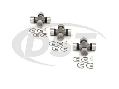 U Joint Package - Volvo 740, 760, and 780 85-87