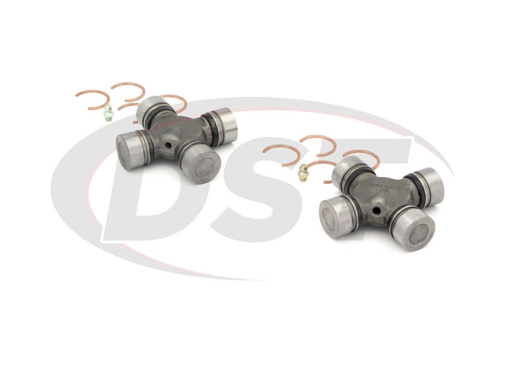 moog-ujoint-packagedeal1044 U Joint Package - Cadillac Escalade 03-04