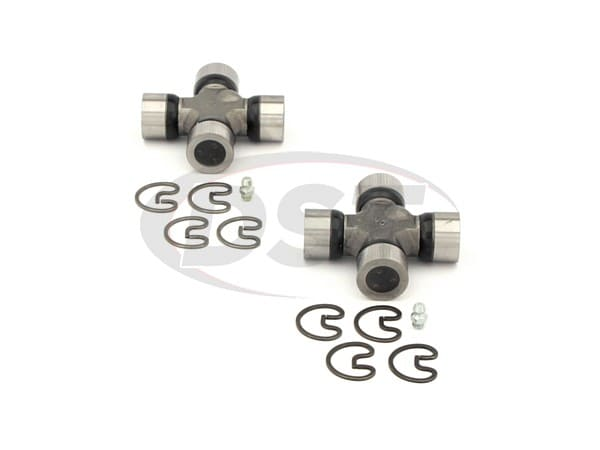 U Joint Package - All 2WD Jeep Models 60-65