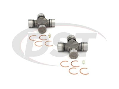 U Joint Package - Oldsmobile Bravada 2WD 02-04