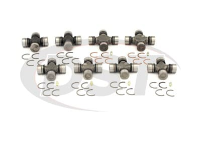 U Joint Package - Dodge W250 4WD 77-88
