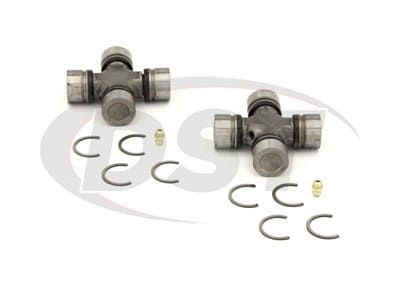 U Joint Package - Dodge Ram Charger 2WD 82-87