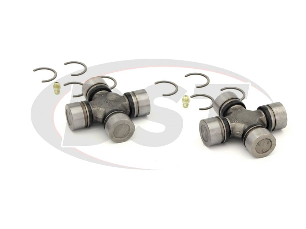 moog-ujoint-packagedeal184 U Joint Package - Dodge Ramcharger 2WD 75-81