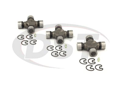 U Joint Package - Dodge Ram 1500 2WD 10-11