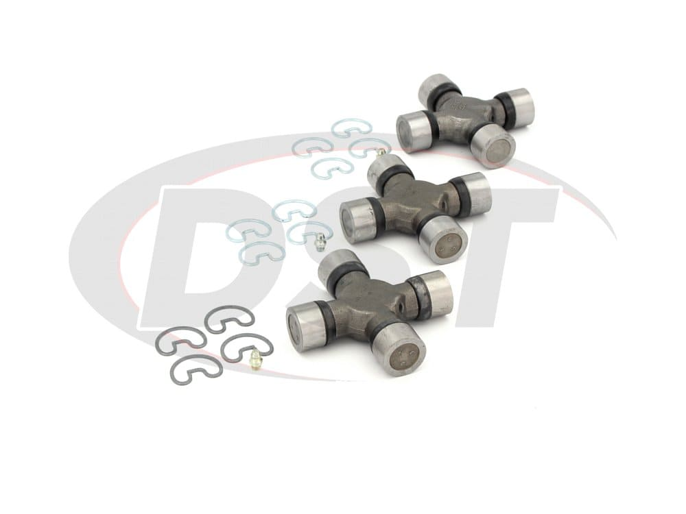 moog-ujoint-packagedeal194 U Joint Package - Dodge Ram 1500 2WD 07-08 (Mega Cab Only)