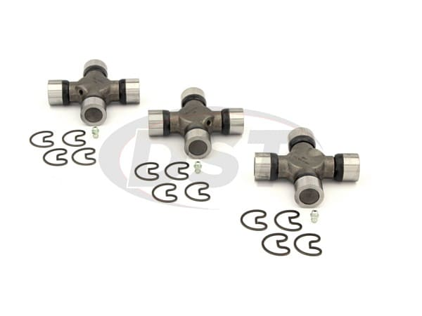 U Joint Package - Dodge Ram 1500 2WD 04-05 (SRT-10 Only)