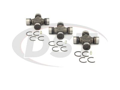 U Joint Package - Dodge Ram 1500 2WD 1998