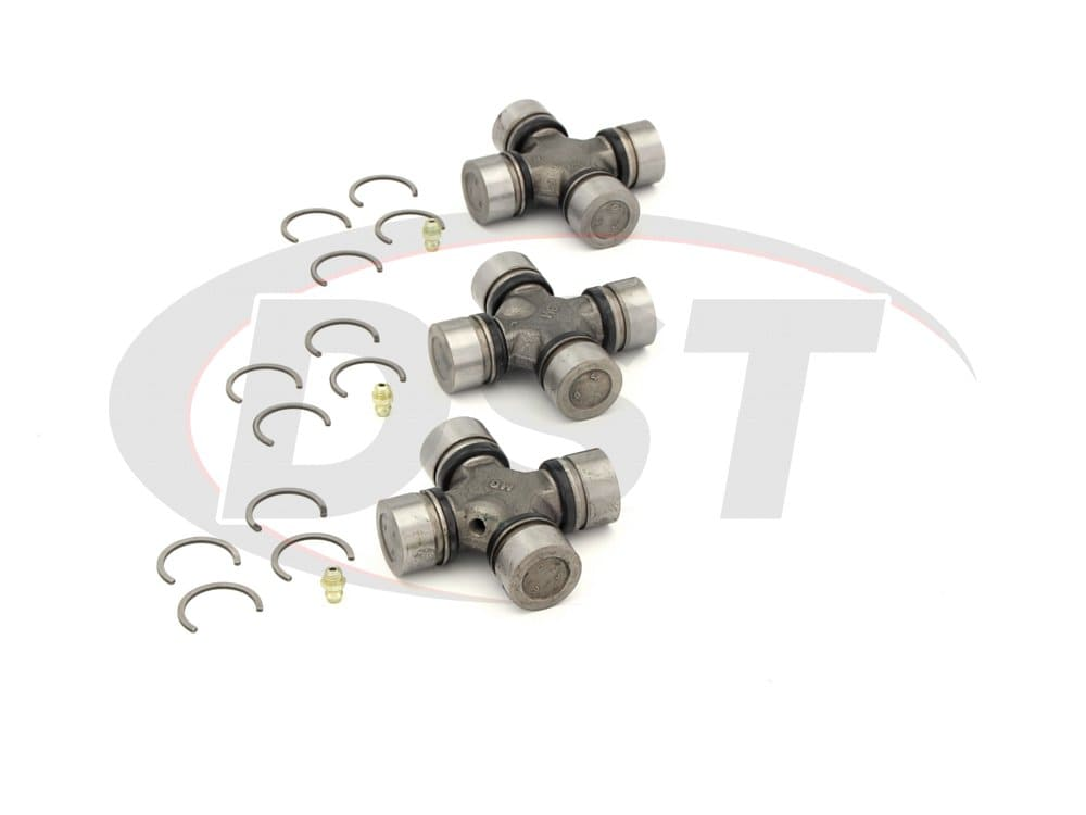 moog-ujoint-packagedeal207 U Joint Package - Dodge D100 2WD 70-81