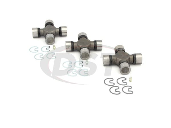 U Joint Package - Dodge Ram 2500 2WD 2006