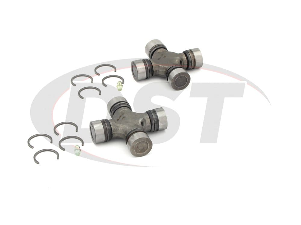moog-ujoint-packagedeal237 U Joint Package - Dodge B2500 Van 2WD 94-97