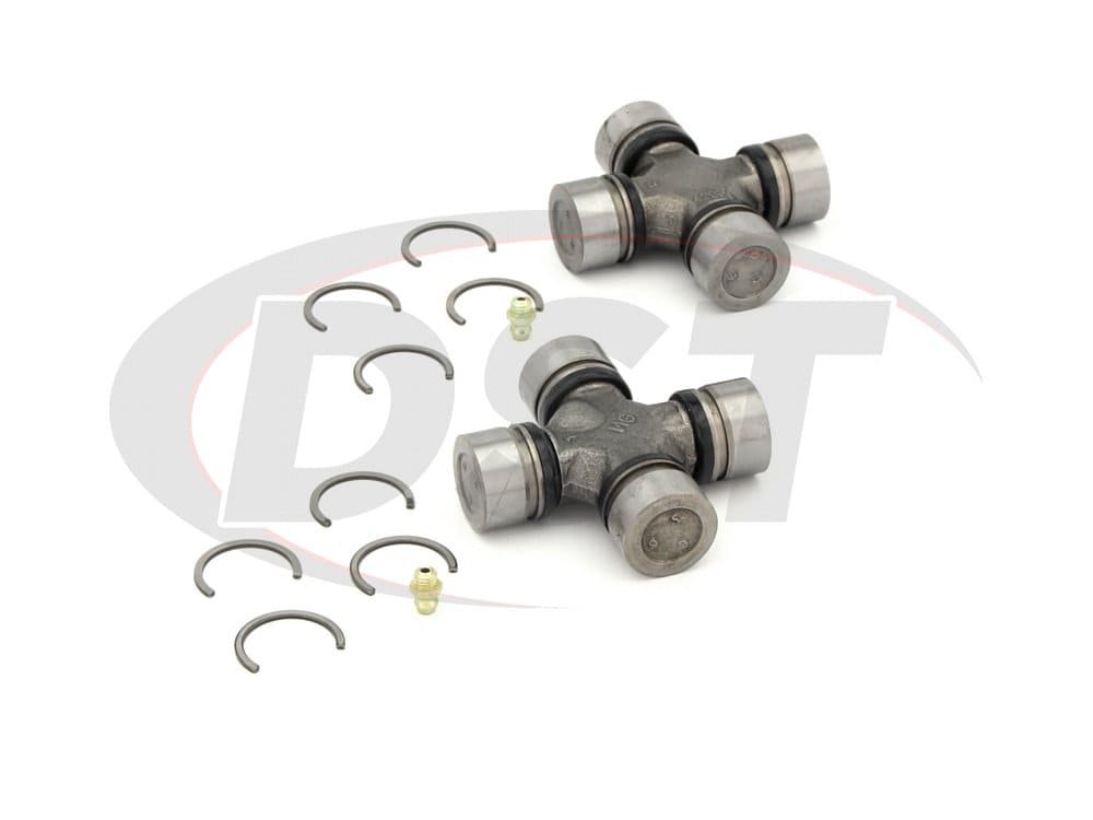 moog-ujoint-packagedeal240 U Joint Package - Dodge B200 Van 2WD 82-87