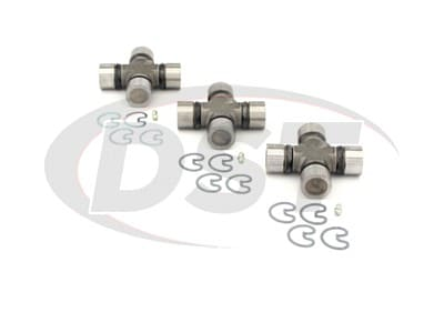 U Joint Package - Dodge Ram 3500 2WD 2010 (Pick Up Only)