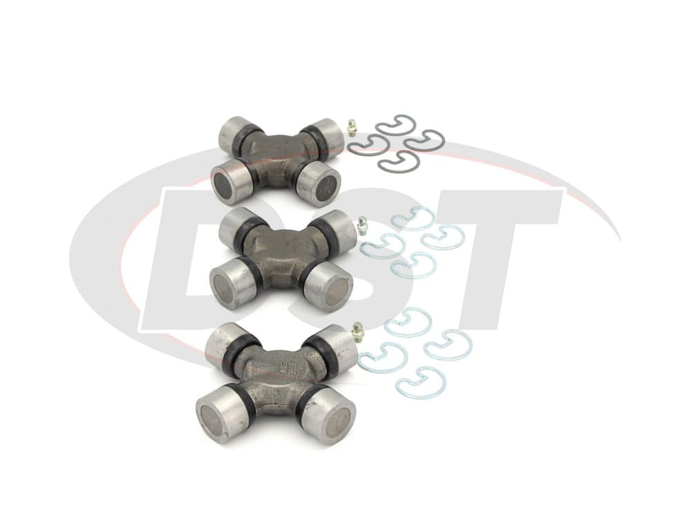 moog-ujoint-packagedeal247 U Joint Package - Dodge Ram 3500 2WD 2009 (Pickup Only)