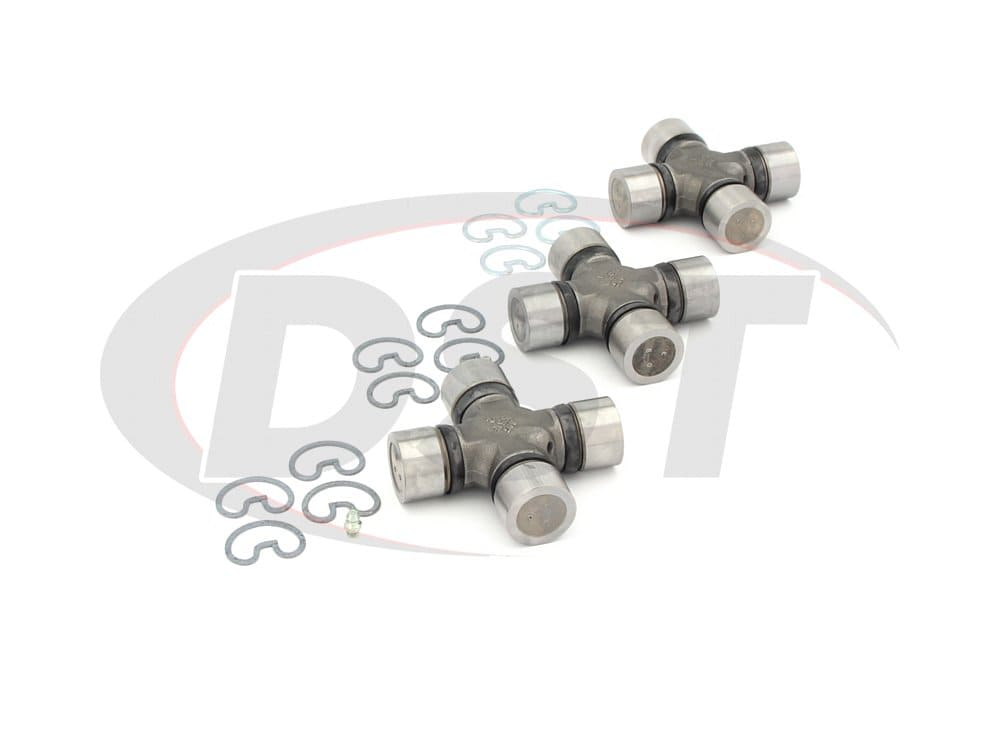 moog-ujoint-packagedeal250 U Joint Package - Dodge Ram 3500 2WD 2008 (Chassis Cab Only)