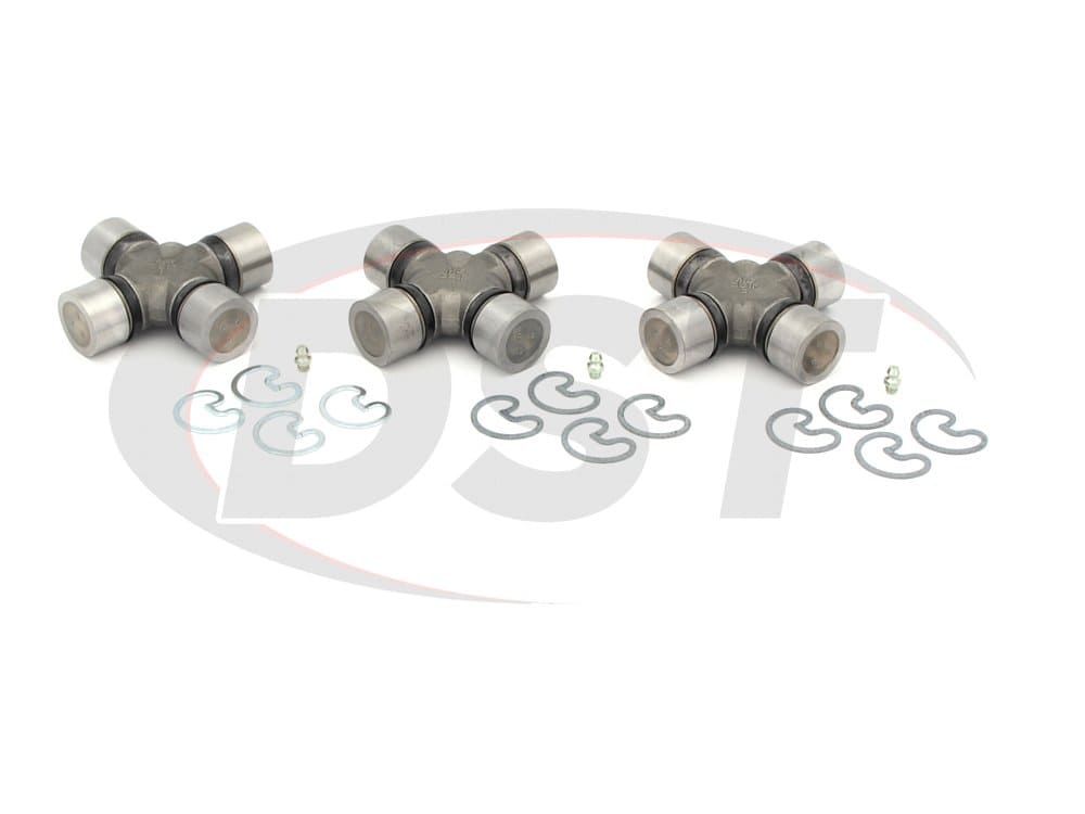 moog-ujoint-packagedeal253 U Joint Package - Dodge Ram 3500 2WD 2007 (Chassis Cab Only)