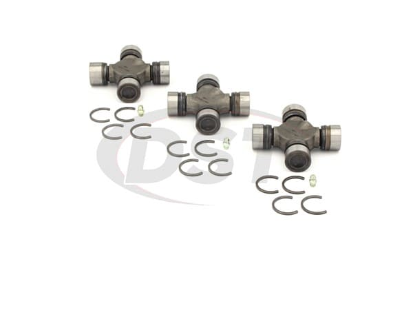 U Joint Package - Dodge D350 2WD 90-96 (Execpt Turbo Diesel and V-10)