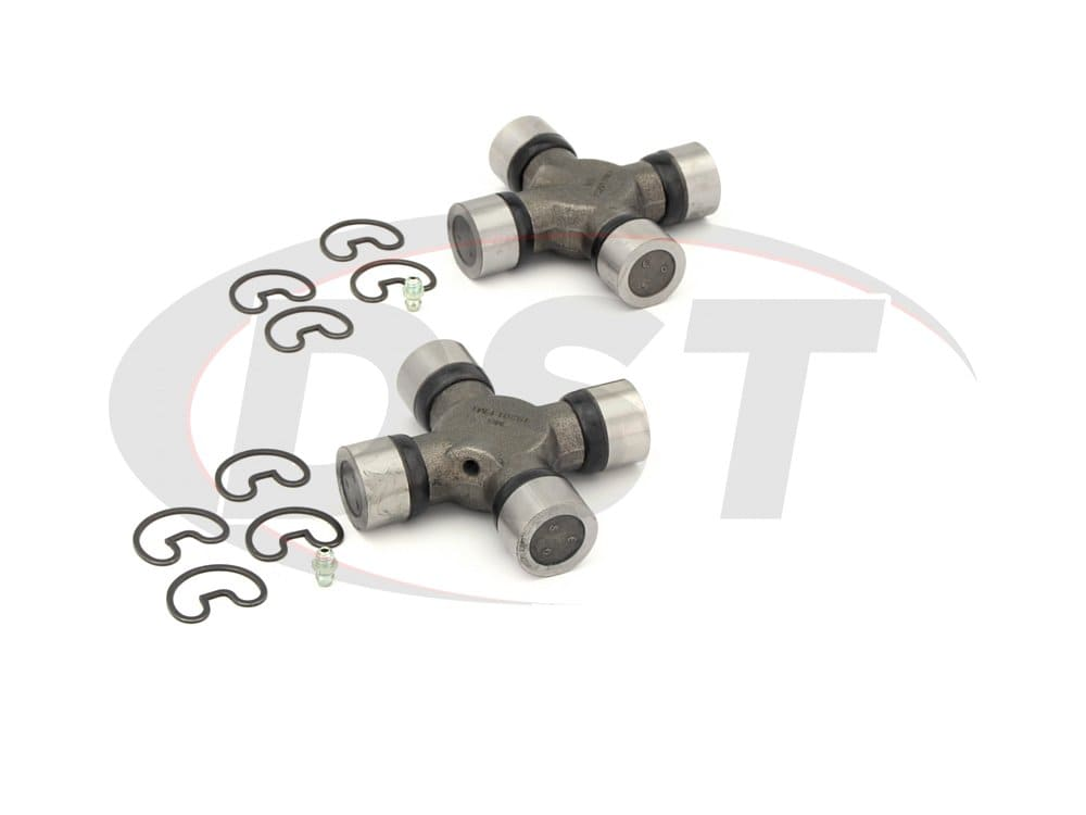 moog-ujoint-packagedeal263 U Joint Package - Dodge B3500 Van 2WD 00-03
