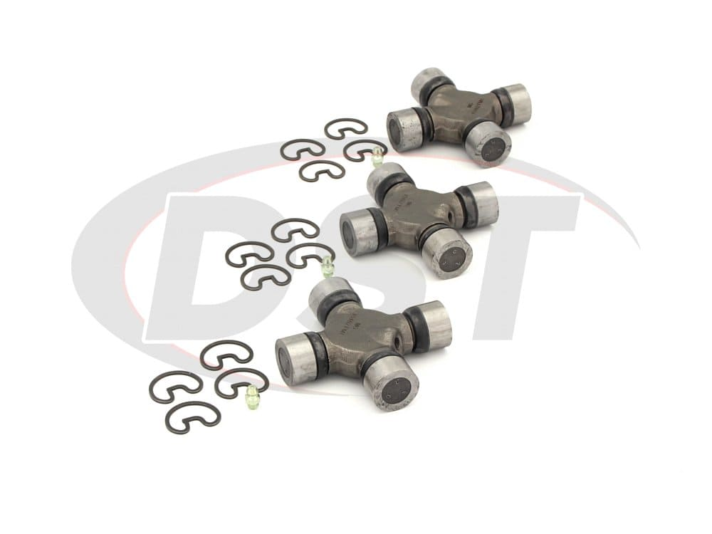 moog-ujoint-packagedeal304 U Joint Package - Ford F-150 2WD 1991 (Except SuperCab)