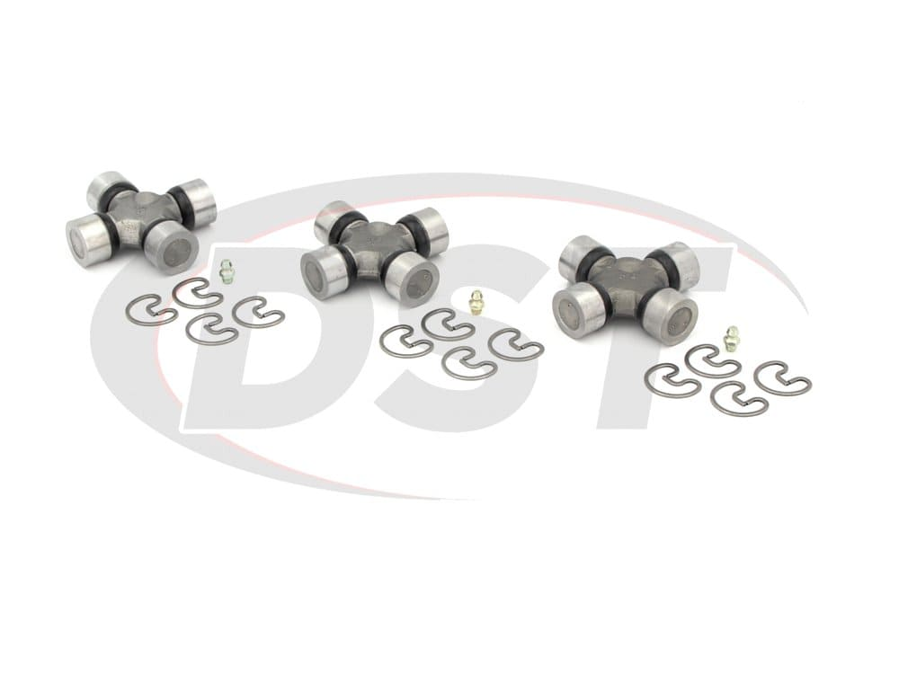 moog-ujoint-packagedeal318 U Joint Package - Ford F-100 2WD 73-78