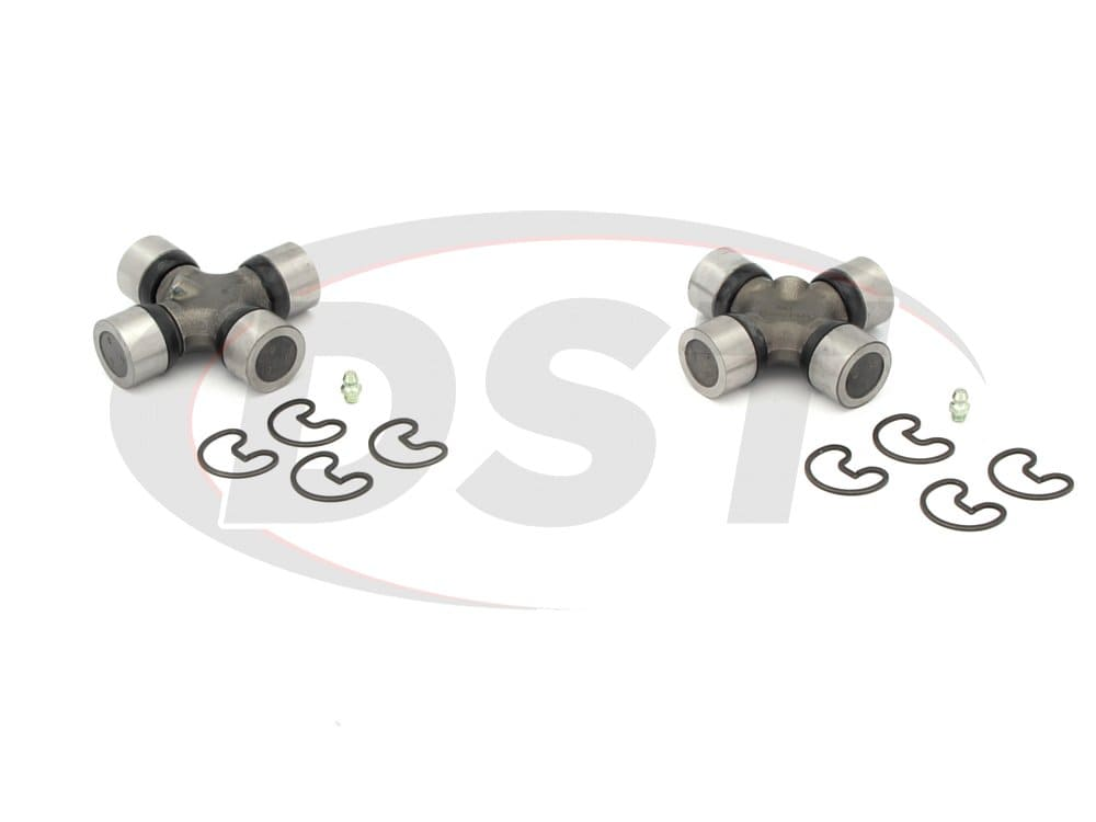 moog-ujoint-packagedeal321 U Joint Package - Ford E-150 2WD 97-11