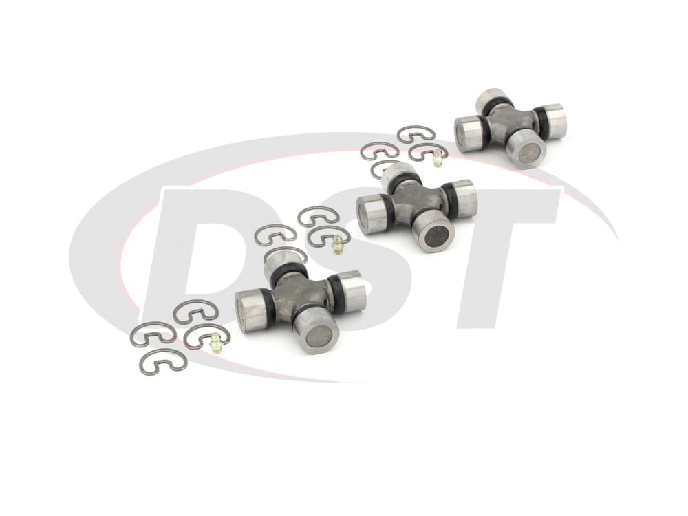 moog-ujoint-packagedeal328 U Joint Package - Ford E-100 2WD 75-78