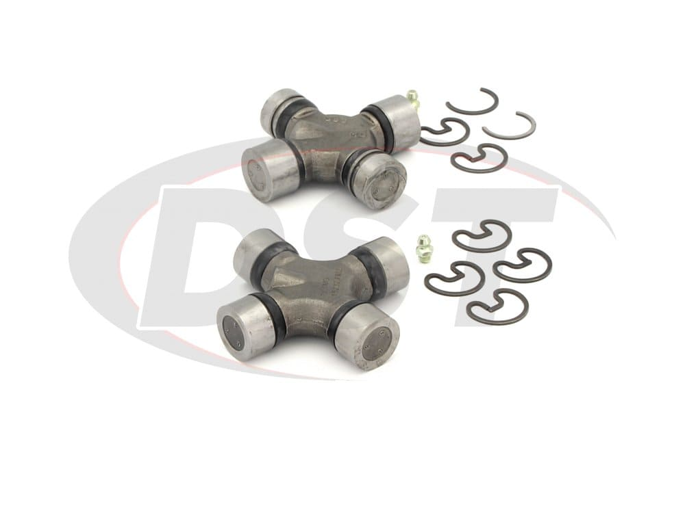 moog-ujoint-packagedeal365 U Joint Package - Ford E-250 Econoline 2WD 87-88