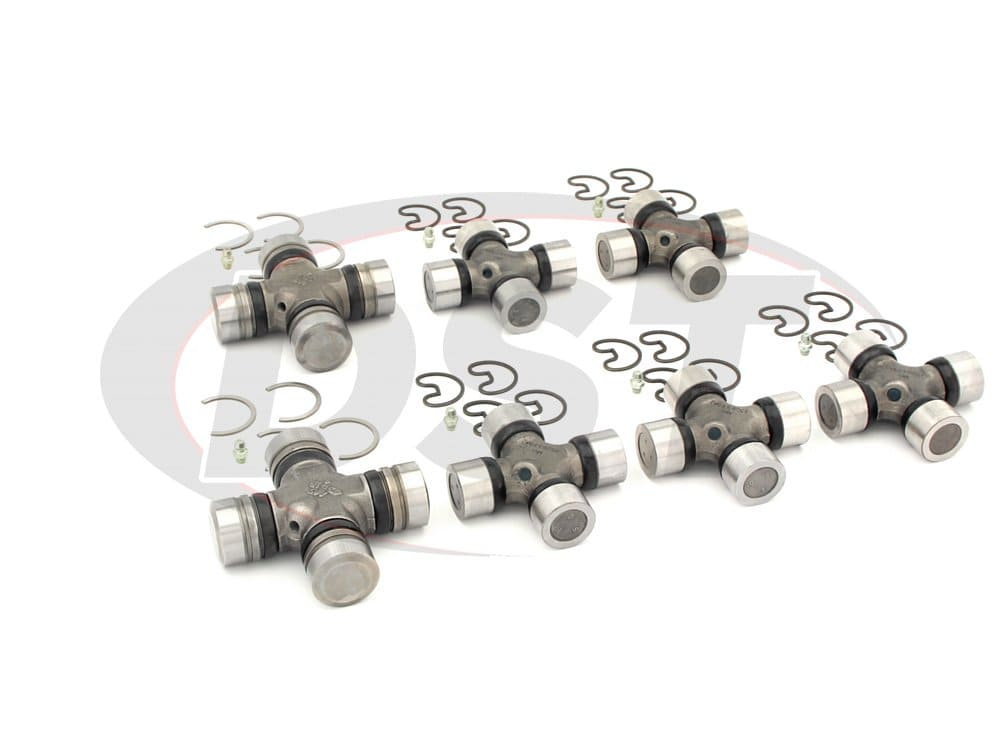 moog-ujoint-packagedeal438 U Joint Package - Ford Excursion 4WD 00-03